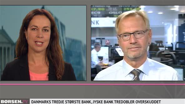 Jyske Bank: Vi har gaflet kunder fra konkurrenterne
