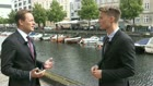 Drusebjerg: De helt store udsving p� aktiemarkederne er forbi nu