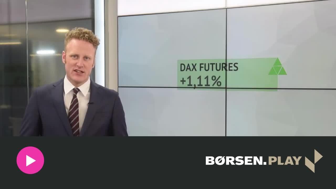 Nedturen er vendt - udsigt til europ�iske aktie-plusser