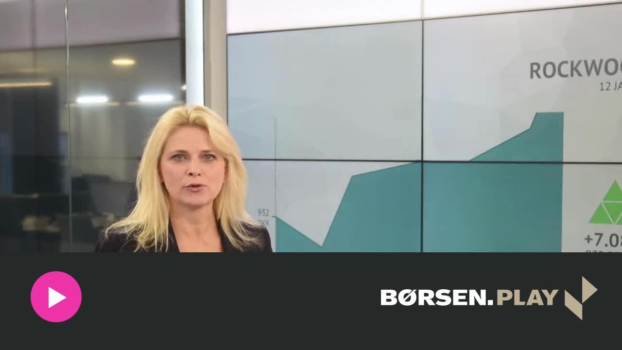 Aktier: Opjustering varmer Rockwool i k�ligt marked