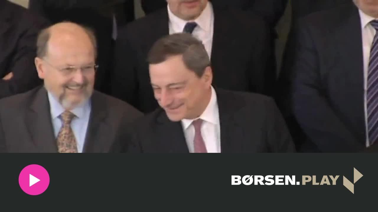 Nordnet: Det var Draghi der reddede de europ�iske aktier