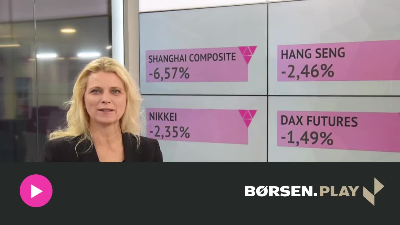Aktier: Olieprisfaldet vil atter v�re det store tema
