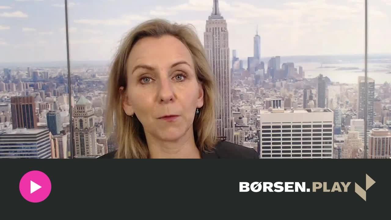 Wall Street tabte stort p� olie mandag