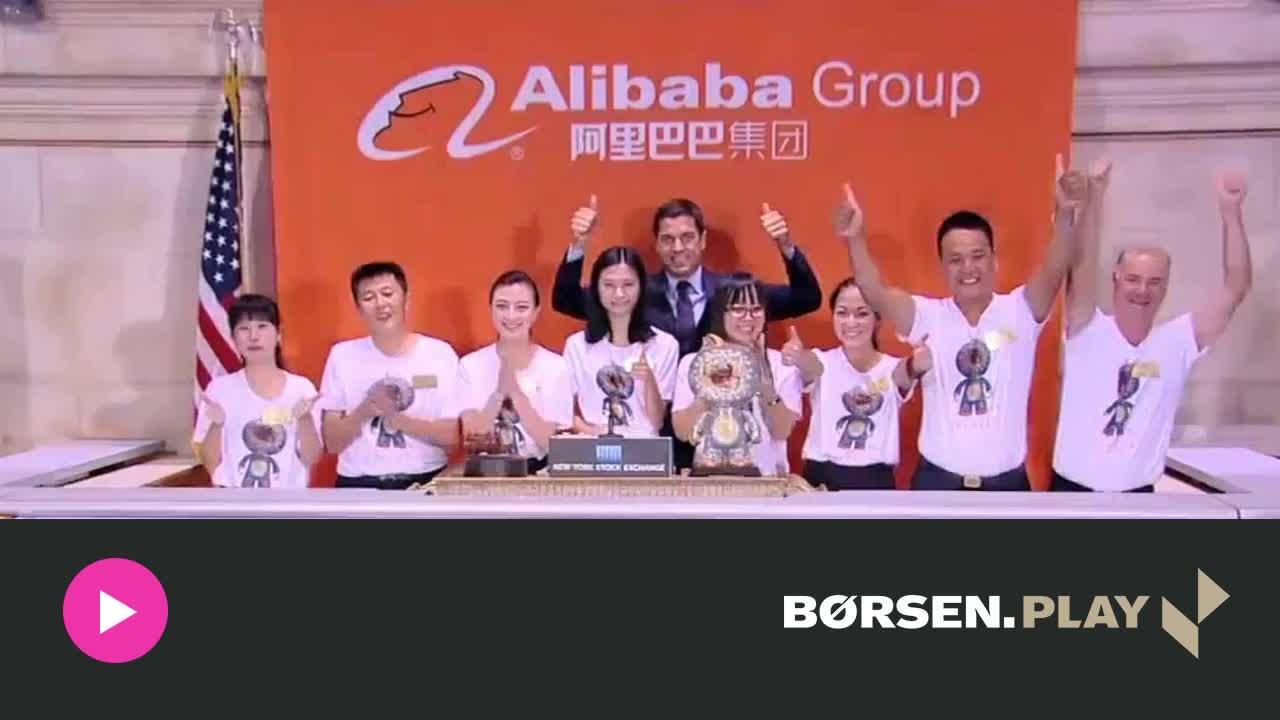 Kina-investor: Hold dig fra Alibaba