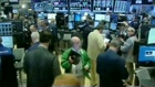 Nerv�sitet og forvirring p� Wall Street - aktiefald p� vej