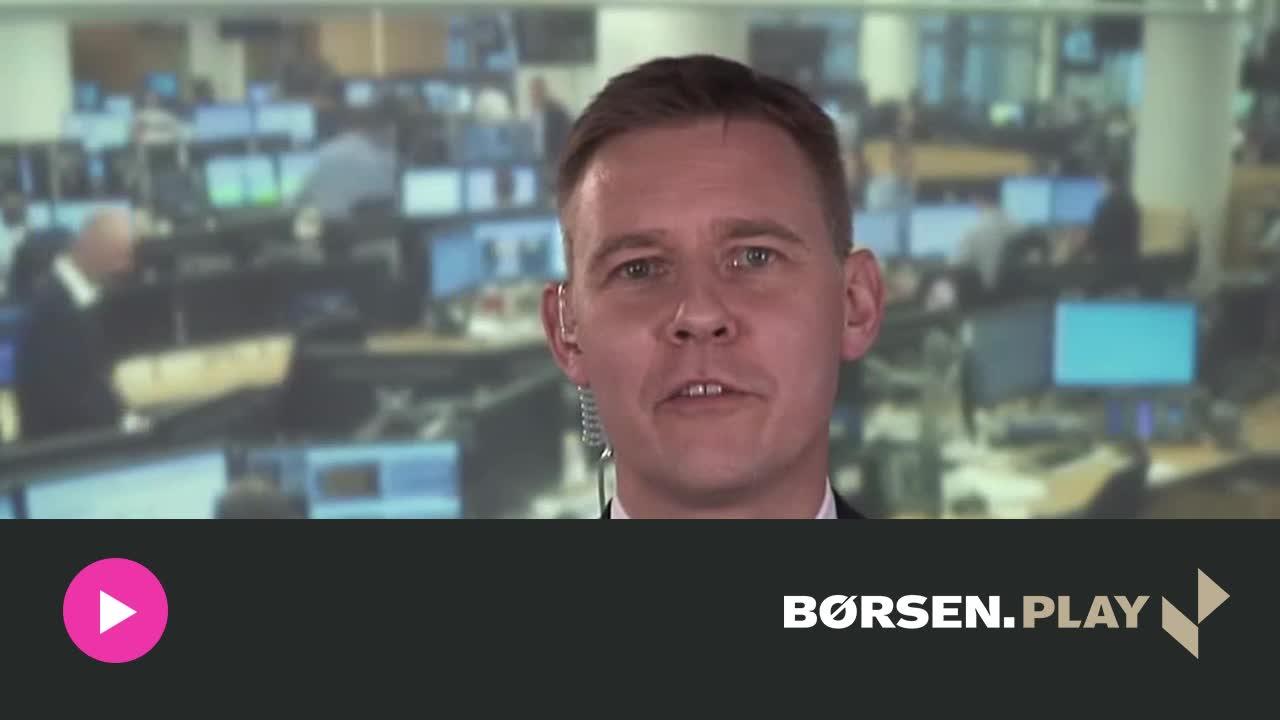 Danske Bank: Derfor stiger aktierne mandag