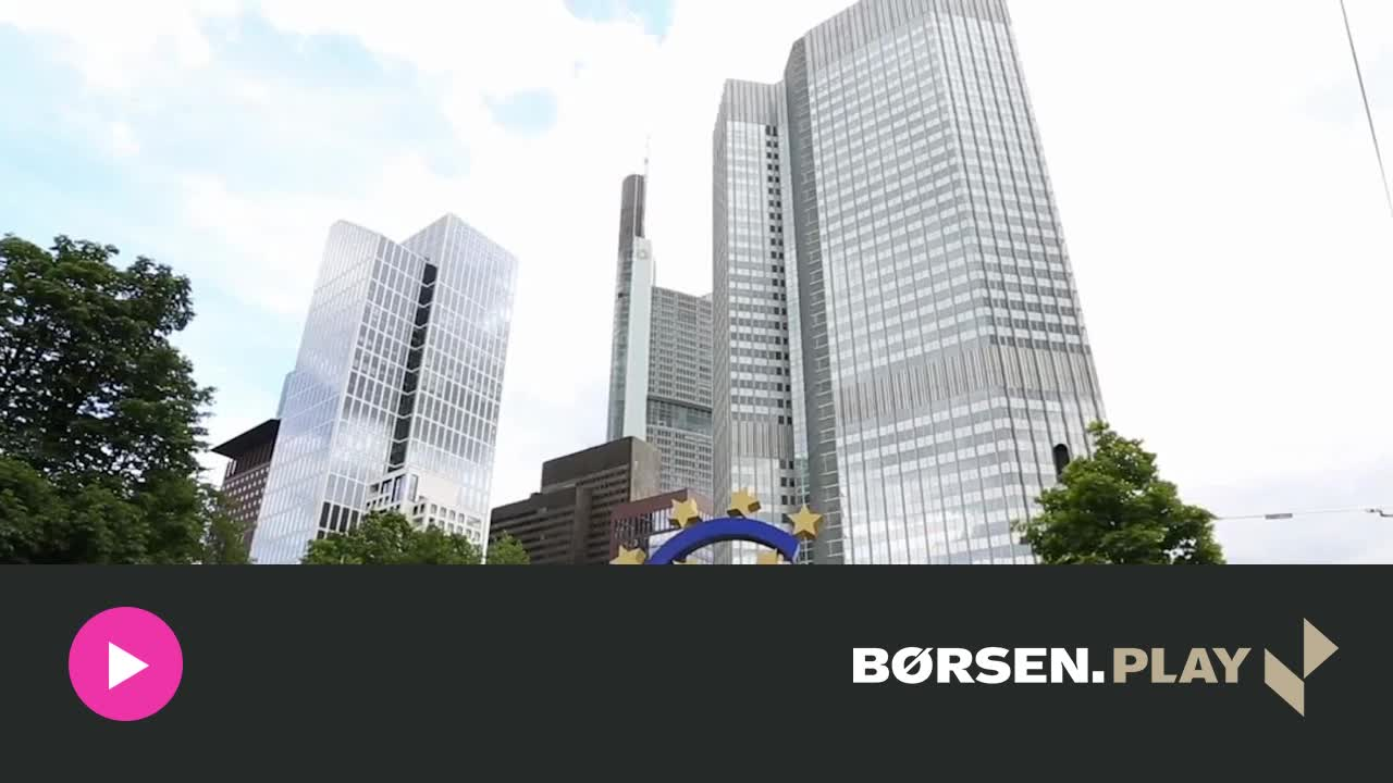 Chef�konom: Mat �konomi vil tvinge Draghi til rentes�nkning