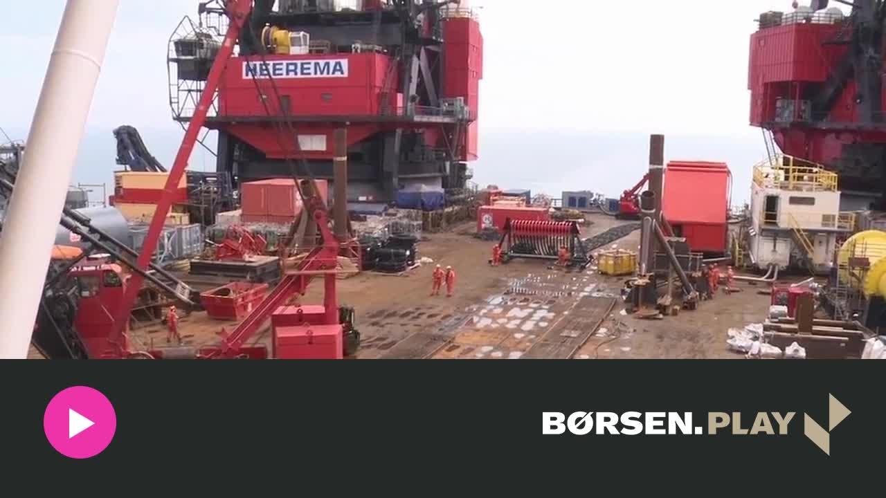 Trods gr�nne l�fter - DONG investerer i Nords�en