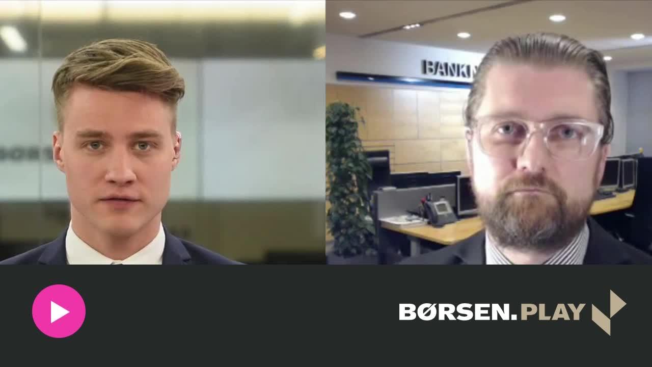 BankNordik: N�gletal vil styre torsdagens aktiemarked