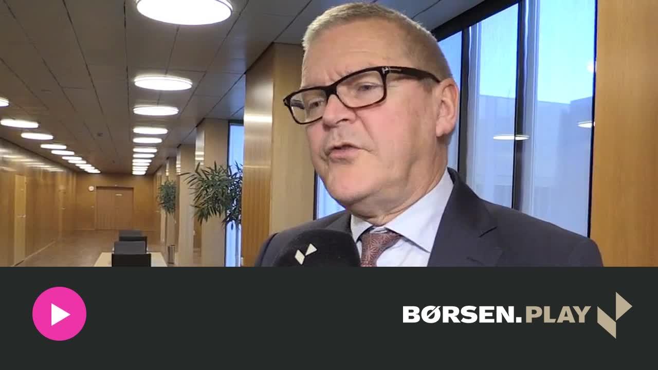 Nationalbankdirekt�r: Finanspolitik skal afl�se centralbankerne