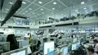 Optr�k til aktiefald med Jyske Bank og Deutsche Bank i fokus