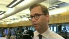 Alle mand til pumperne - danske bankfolk v�gner til brexit
