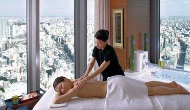 Thai massage in Randers fliser København