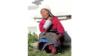 de syv tibetanere