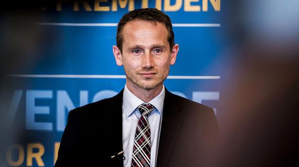 Medie: Kristian Jensen f�r n�se for ulandsbesparelser