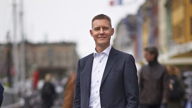 H�jtprofileret chefstrateg skifter Danske Bank ud med landbrug