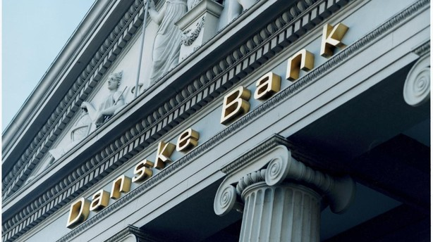 Danske Bank overrasker positivt - lander overskud p 8,6 mia kr