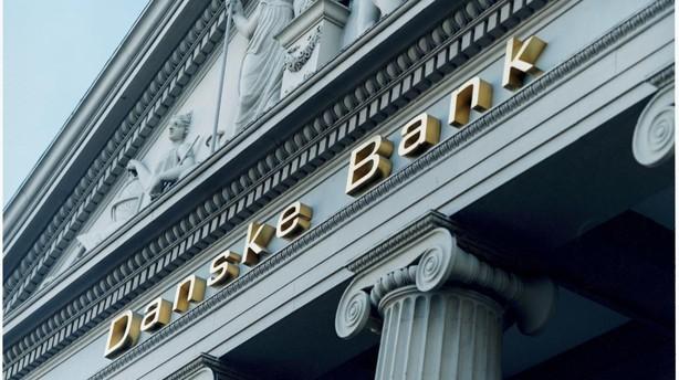 Danske Bank overrasker positivt - lander overskud p� 8,6 mia kr