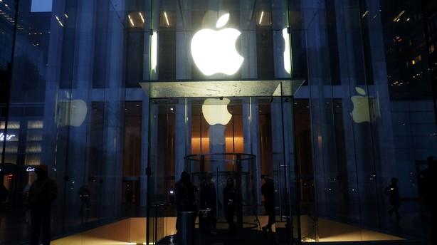 Apple arbejder p� at styrke sikkerhed midt i FBI-strid