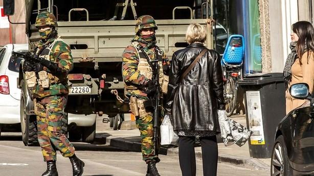IS tager ansvar for bombeangreb i Bruxelles