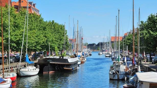 K�benhavn topper som verdens gr�nneste by