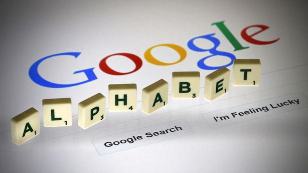 Google overhaler Apple som verdens mest v�rdifulde selskab