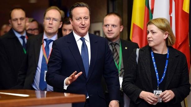 Overblik: Forst� den britiske EU-aftale