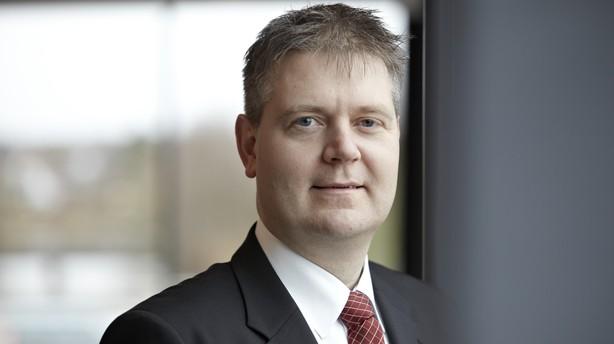 Dansk investeringsklenodie smider topchef p� porten