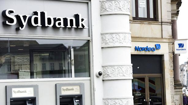 Aktier: Sydbank tr�kker fokus i nerv�st marked