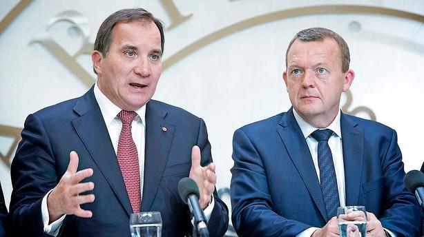 Svenske socialdemokrater f�r t�sk af v�lgerne