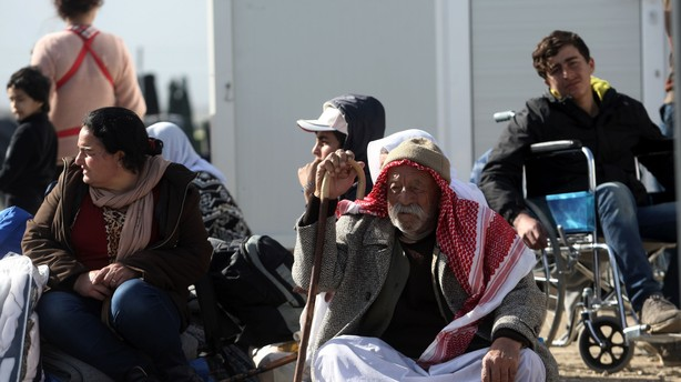 Gr�kenland beder om EU-n�dhj�lp til 100.000 flygtninge