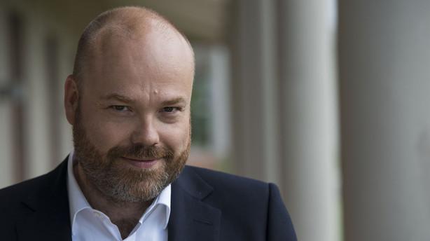 Anders Holch brugte 100 mio kr p� at redde skofirma