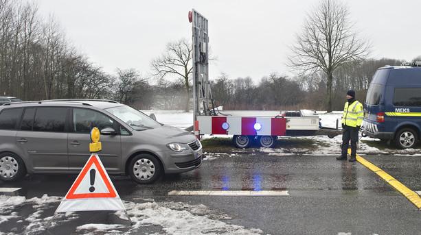 Danmark f�r 20 dage mere med gr�nsekontrol