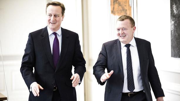 Helle Ib om L�kkes EU-resultat: Godt uden at v�re prangende