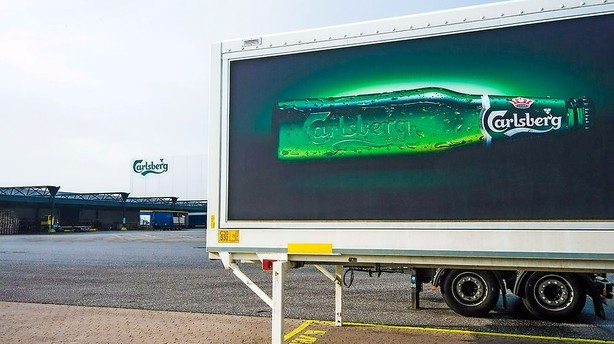 Carlsberg: Finanshuse justerer kursm�l p� stribe