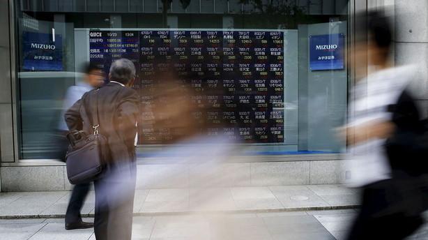 Aktier: Blandet stemning i Asien uden specifik trend