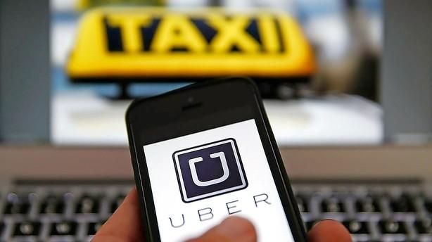 Taxiselskab kvitter DI i protest over Uber-entr�