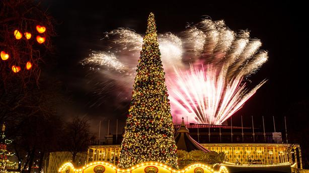 Tivolis bes�gstal krydser en million i juletiden