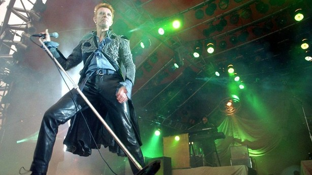 Rocklegenden David Bowie er d�d