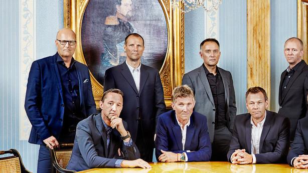 Riis, Holm, Skibby og Co. laver verdens m�ske mest eksklusive cykelklub