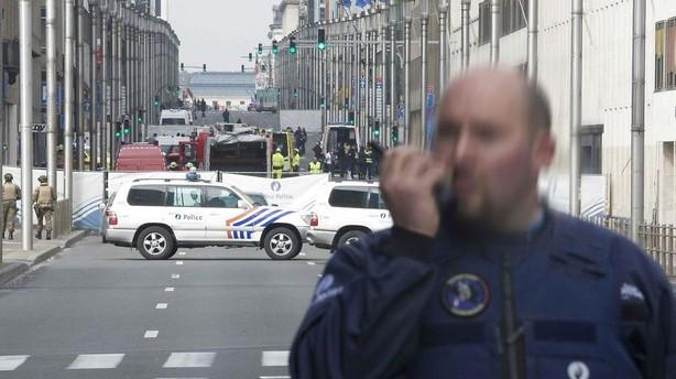 EU-ministre skal samles efter Bruxelles-angreb