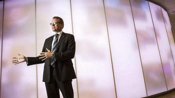 Carlsberg kaprer finansdirekt�r i ISS