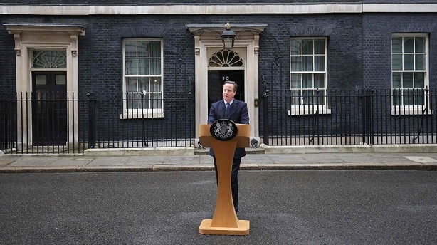 Se listen: Brexit-ministre g�r imod David Cameron