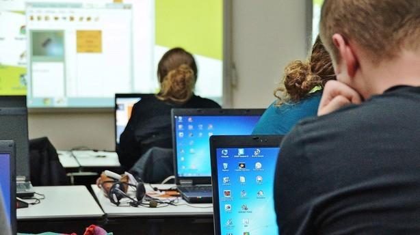 Mangel p� unge truer uddannelser i udkantsdanmark