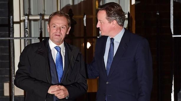 Britisk EU-aftale er udskudt et d�gn