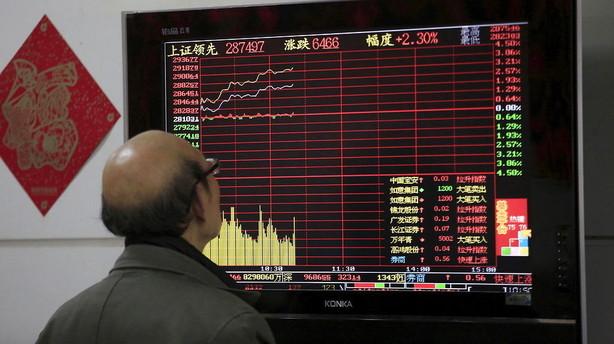 Aktier: Asien rammes af Bruxelles-angreb og Fed-udtalelse