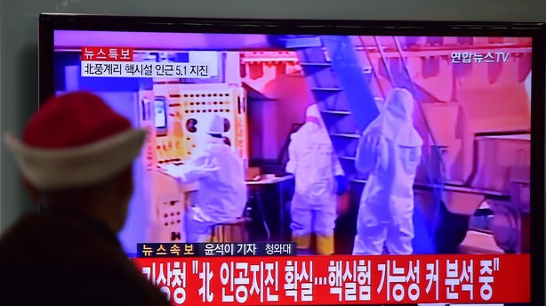Verden ford�mmer Nordkoreas pr�vespr�ngning af brintbombe
