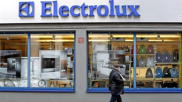 Endnu en Electroluxchef forlader skuden