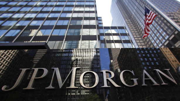 USA: Forn�jelig fredag med bankaktier i front