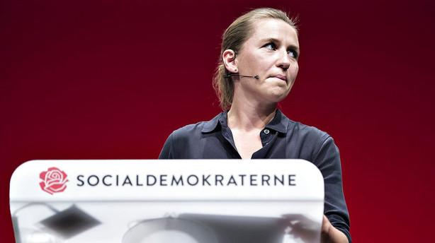 M�ling giver k�mpe lussing til Socialdemokraterne